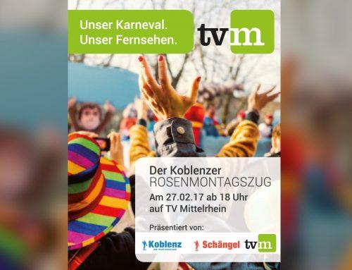 Großes Karnevalsfinale bei TV Mittelrhein