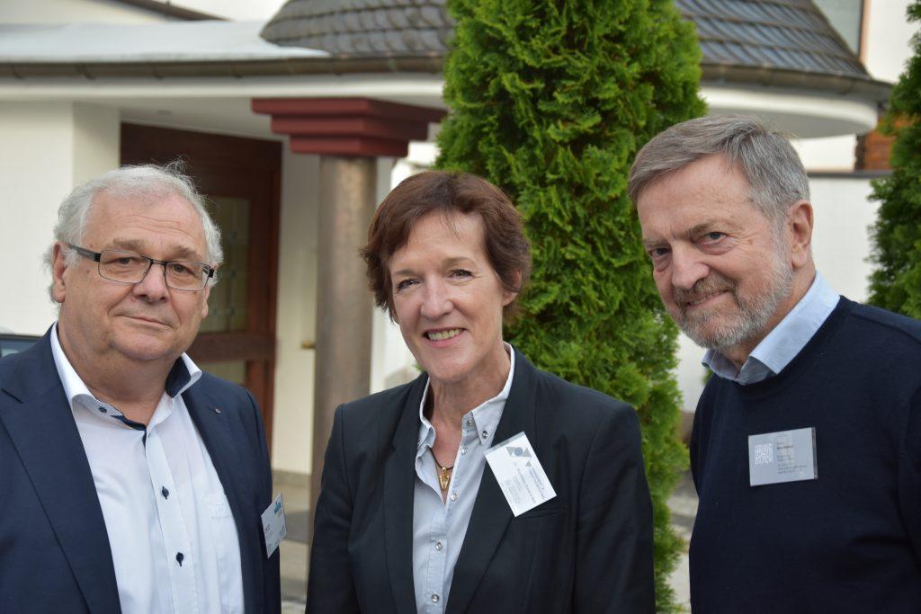 Wirtschaftsforum Cochem-Zell Madeleine Durand-Noll Jürgen Wirtz