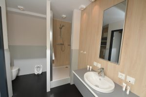 Jugendherberge Mayen Bad Dusche Toilette