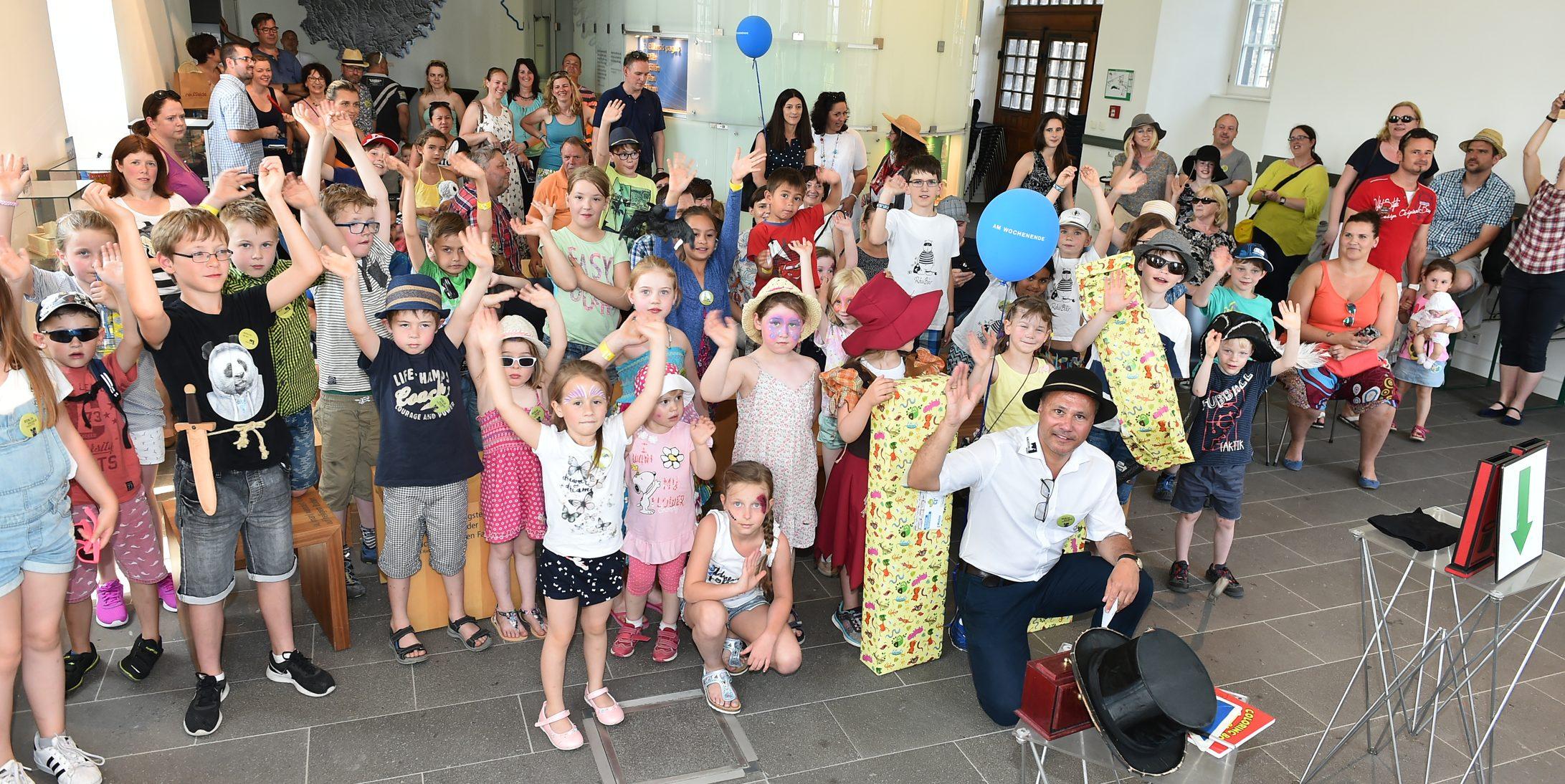 Burgfestspiele Mayen Kinder Kinderprogramm Am Wochenende