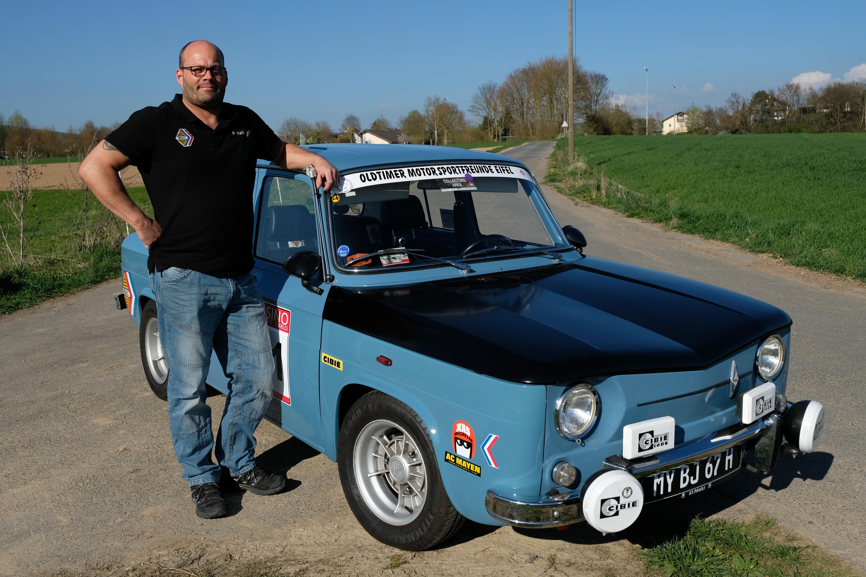 Oldtimer Ralph Weber Renault