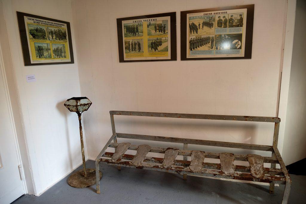 Raffael Rheinsberg Ausstellung Kunstahalle Mittelstrimmig