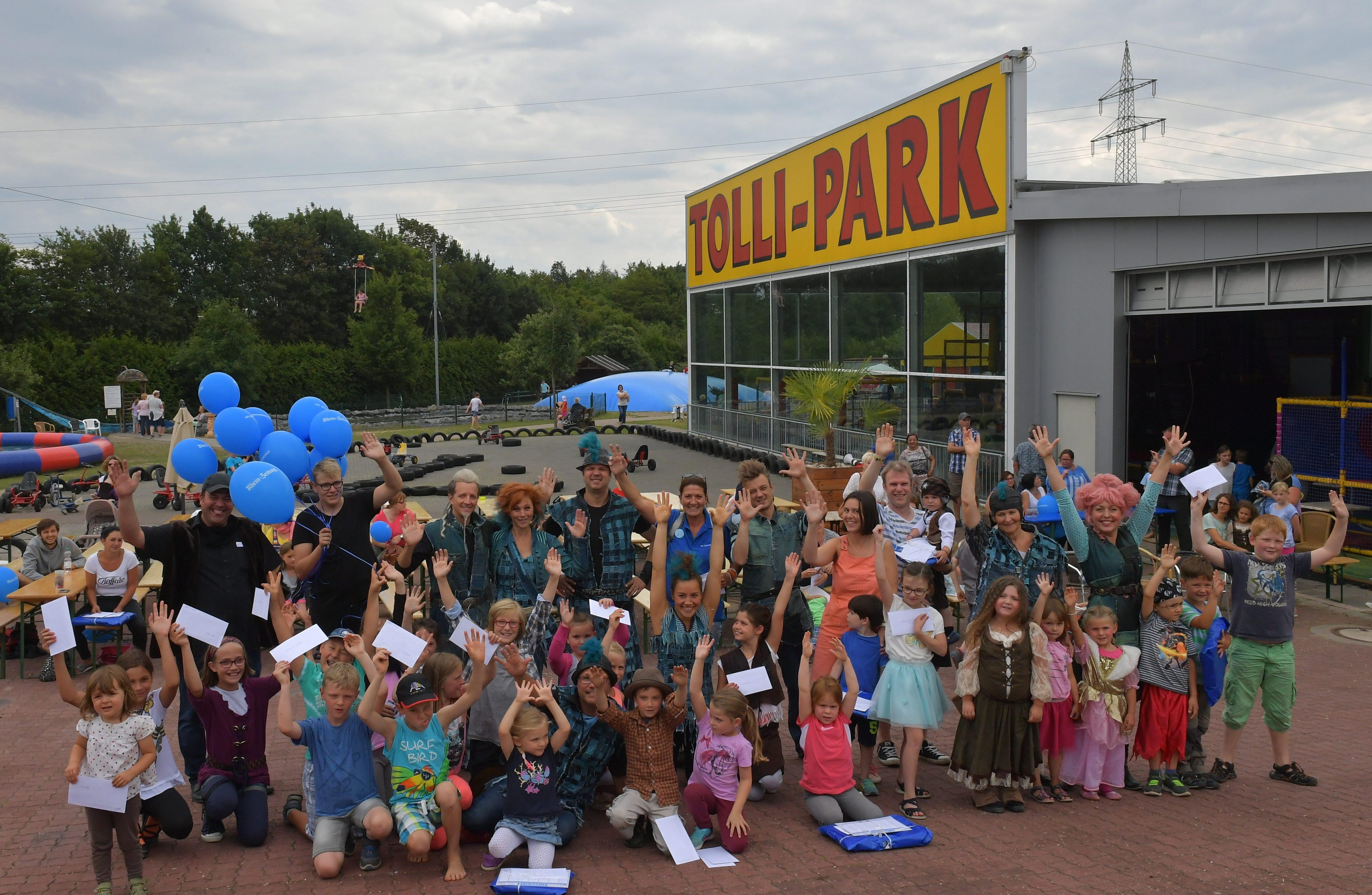 Tolli Park Mayen Räuberfest