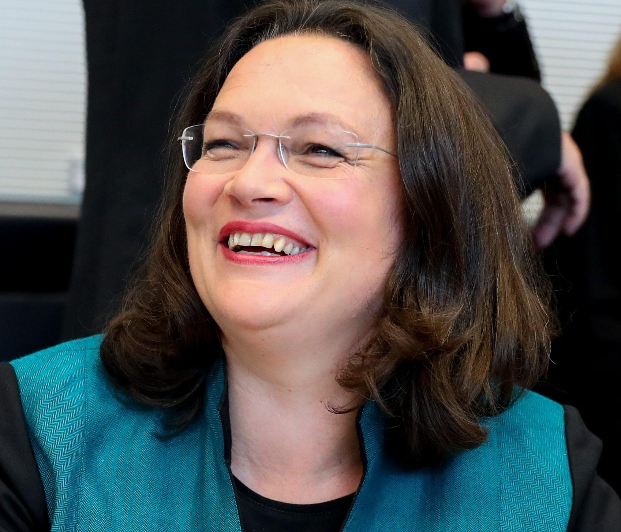 Andrea Nahles SPD