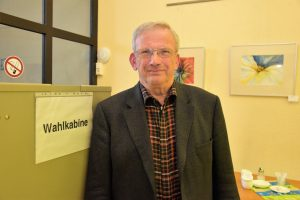 Walter Kuhl, Wahl, Bundestagswahl