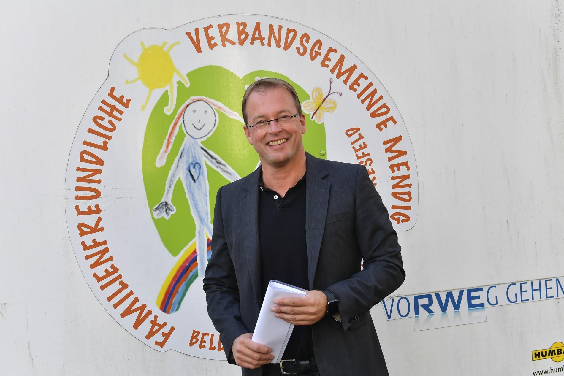 Jörg Lempertz CDU Bürgermeisterwahl VG Mendig