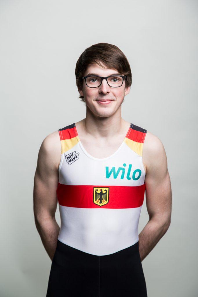 Jonas Eisen Rudern, Doppelvierer