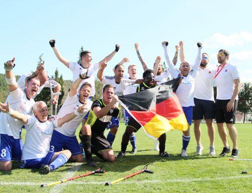Koblenzer Kapitän führt Team auf Platz 8 bei EM
