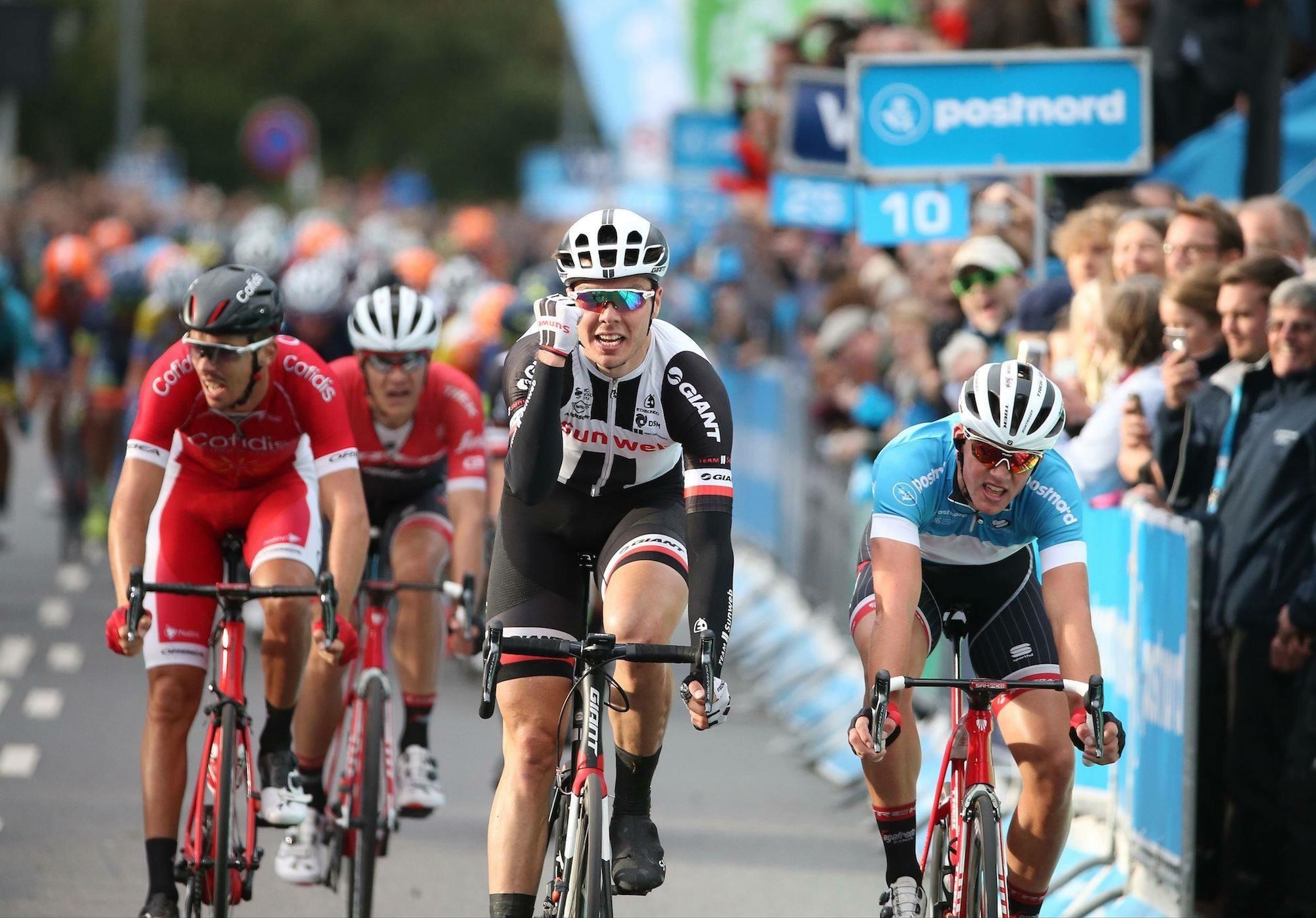 Max Walscheid, Dänemark Rundfahrt Radsport, Etappensieg
