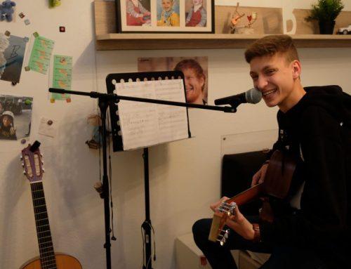 Ehrgeiz, Talent und das nötige Quentchen Glück: Bastian Stein spielt zum ersten Mal vor großem Publikum