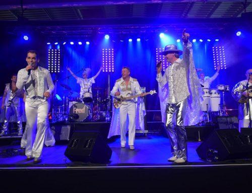 Fred Kellner begeistert Publikum in Laubach mit Soul und Funk