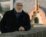 Mario Adorf - ihn portraitierte Uli Weidenbach