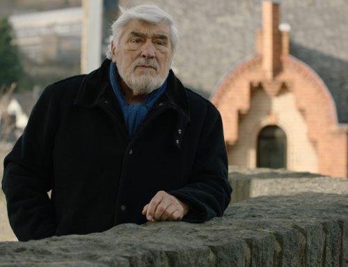 Perspektivenwechsel: Regiesseur Uli Weidenbach wirft einen tiefen Blick in die Seele der deutschen Filmlegende Mario Adorf