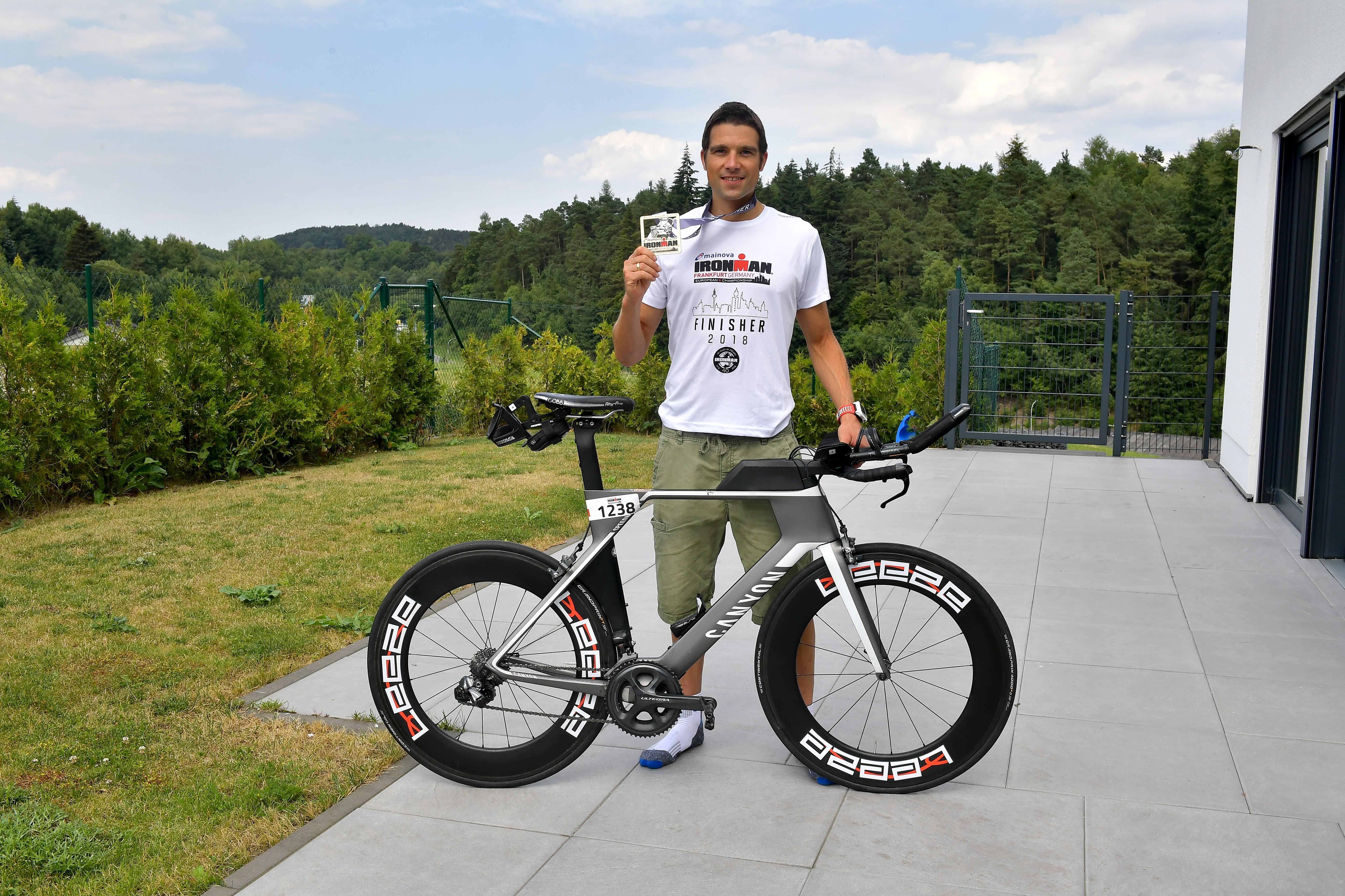 Christian Kaiser, Triathlon