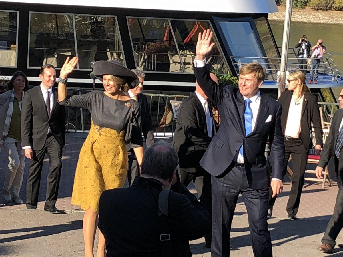 Willem-Alexander und Máxima