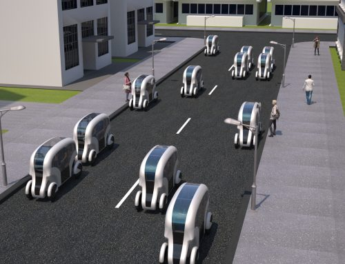 So sieht die Stadtfahrt der Zukunft aus