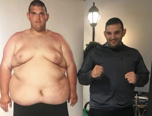 120 Kilo sind weg und Ali Tuncer hat ein neues Leben: Deutschlands schwergewichtigster Biggest-Loser-Kandidat brachte 250 Kilo auf die Waage – nun hilft er anderen